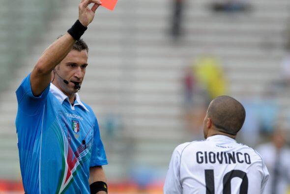 Pero eso no evitó que el propio Giovinco no terminara el juego por una e...