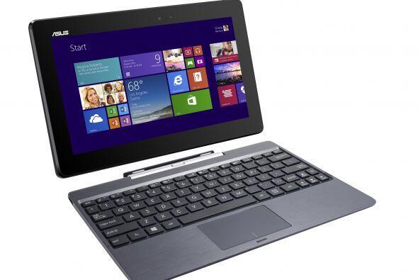No necesitas contar con una tableta y una laptop por separado cuando pue...