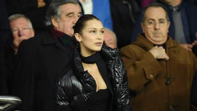 Estrellas en la tribuna: celebridades presentes en el PSG vs. Real Madrid en Champions League