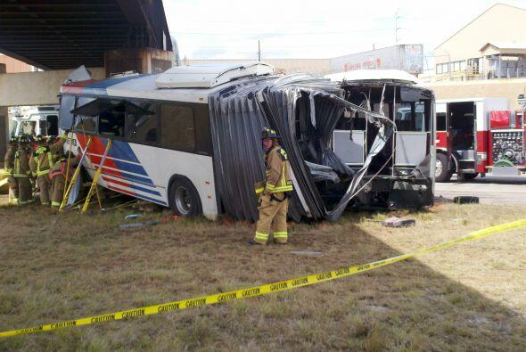 El incidente ocurrió en la autopista estatal 288 a la altura de la calle...