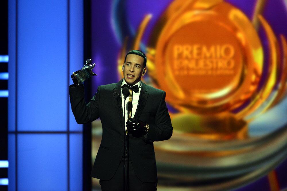 Los momentos políticos de Premio Lo Nuestro.