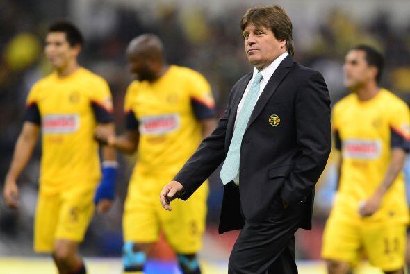 Ante Toluca en el Clausura 2013 estalló contra un reportero que le pregu...