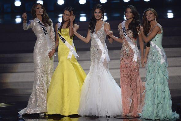 Cualquiera de estas lindas chicas pudo haber ganado, ¿no creen?