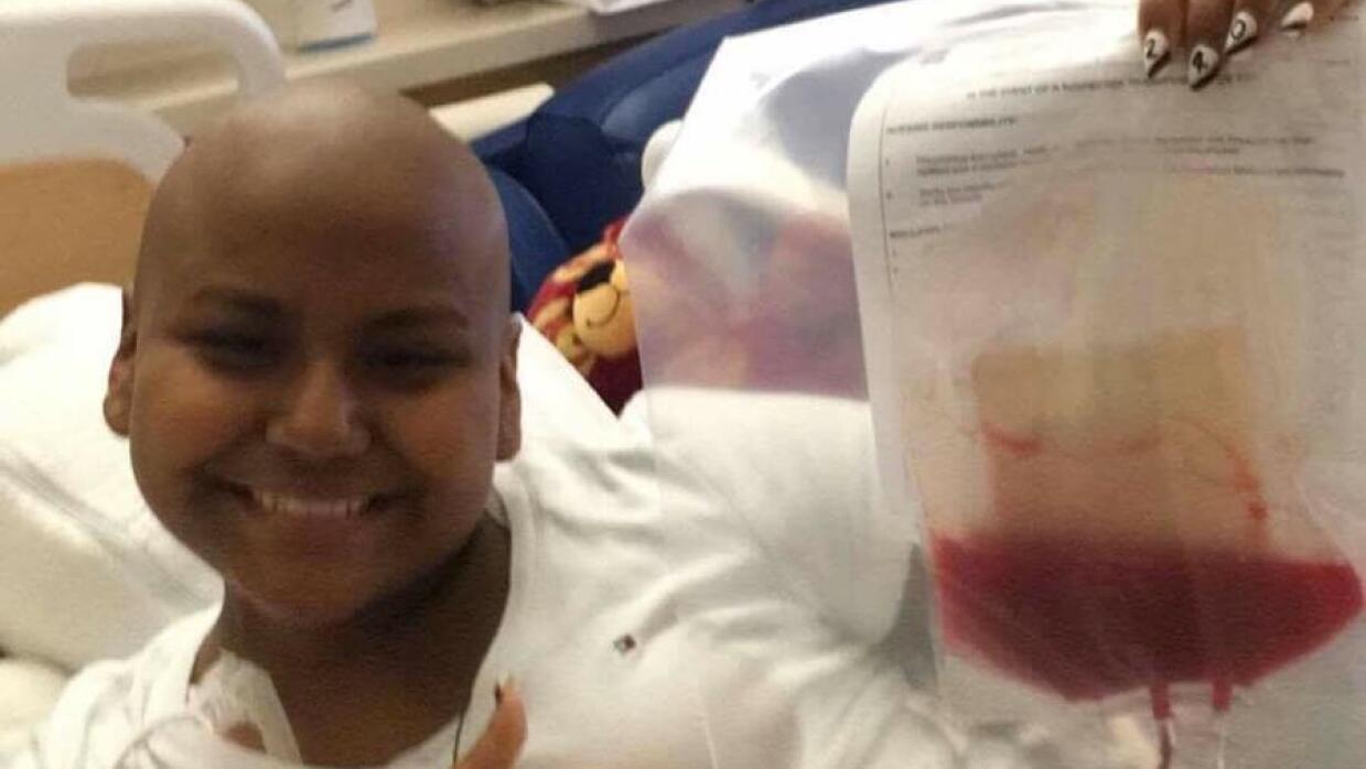 Monse Hernández tenía 14 años cuando recibió el diagnóstico de leucemia.