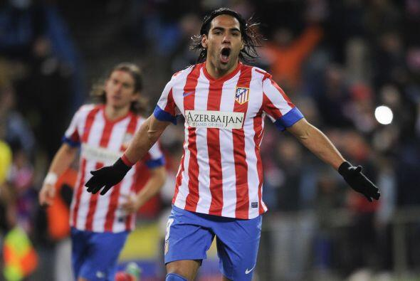 Radamel Falcao García: La 'next best thing' del fútbol mun...