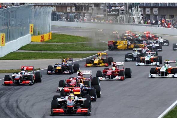 La octava fecha del Campeonato Mundial de Fórmula 1 2010 prometía ser un...