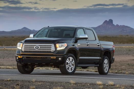 Las 15 pickups disponibles en 2017 - toyota tundra