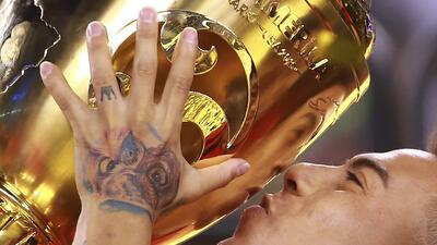 Así ha sido la carrera del chileno Eduardo Vargas, posible refuerzo de Tigres