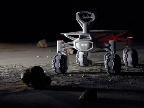 La marca de los aros participará en el Google Lunar XPRIZE, una c...