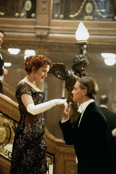 'Titanic' es sin duda una de sus cintas más entrañables. Hasta de chico...