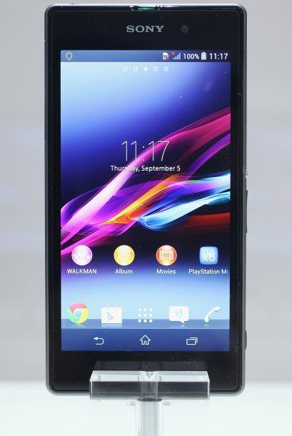 Sony Xperia ZL: lo mejor de Sony en un smartphone con diseño ultr...