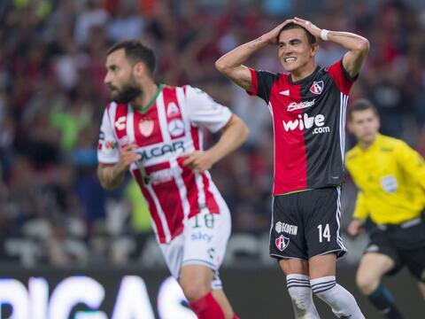 Los goles de la jornada en territorio tapatío los marcaron Milton...