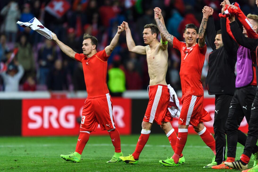 Así quedaron los partidos de la eliminatoria en Europa de este sábado Ge...