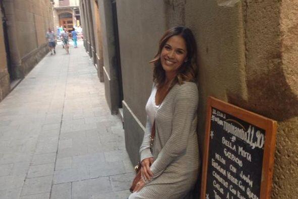 A Karla le encanta cocinar pero también disfruta comer y confesó ser ama...