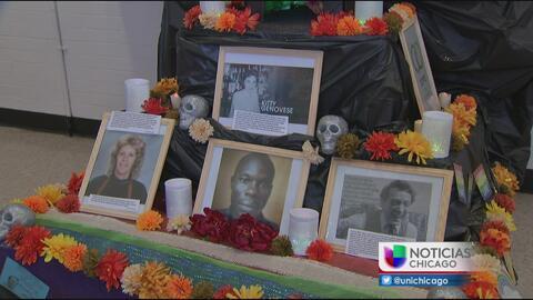 Comunidad hispana celebra el tradicional Día de Muertos