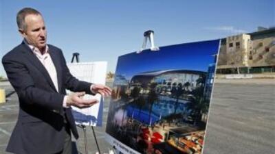 La NFL llevaría franquicia a Los Ángeles (Foto: AP-NFL).