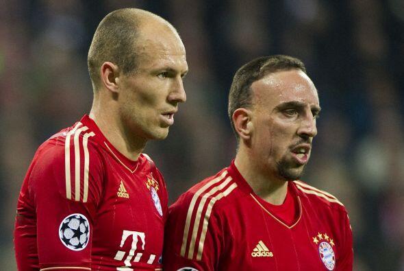 A pesar de que Robben recientemente renovó contrato con los bávaros y 'S...