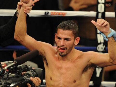 El venezolano Jorge Linares se llevó una cómoda victoria p...