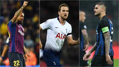 Jornada Champions: la cuenta pendiente del Barcelona y el duelo a 'muerte' entre Tottenham e Inter