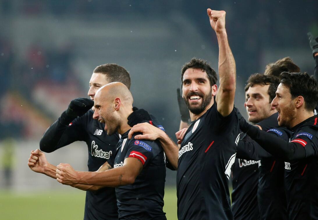 Spartak Moscú 1-3 Athletic Bilbao: sorpresivo triunfo del equipo vasco e...