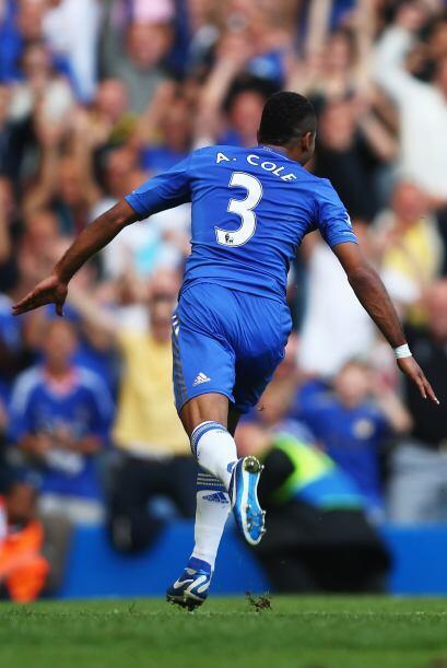 Y es que este lateral apareció en el momento más importante para su equipo.