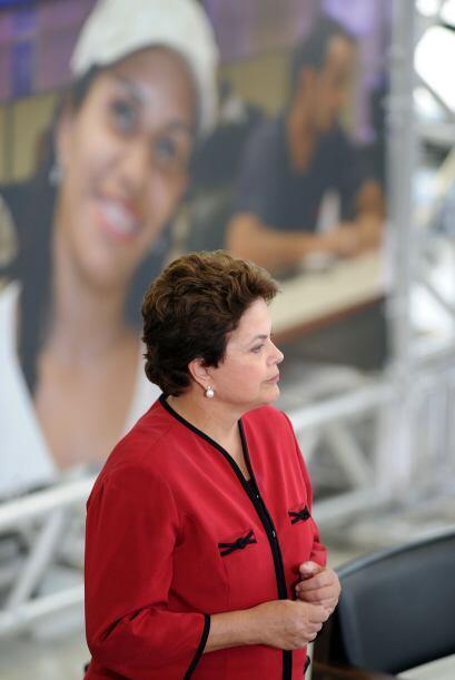 Por órdenes de la presidenta Dilma Rousseff, algunos ministros estarán p...