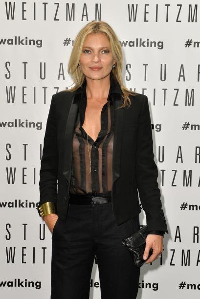Pero eso no es todo, ha sido tanto el efecto ''Kate Moss'', que la telev...