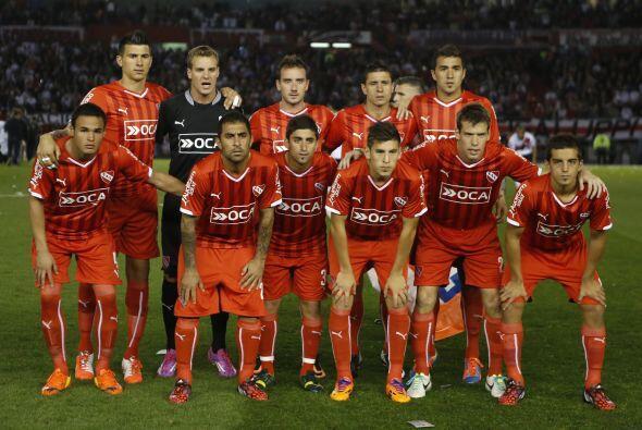 "26. Independiente de Argentina "" 63.3 mdd"