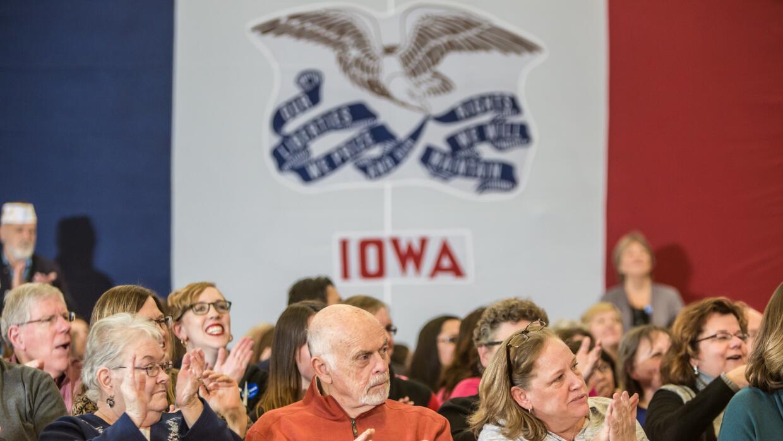 Maribel Hastings: La anacrónica relevancia de Iowa GettyImages-Iowa-Cauc...