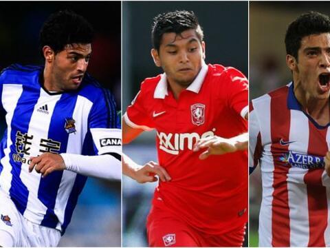 El primer corte de la Temporada 2014-2015 en el futbol europeo ha quedad...
