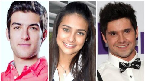 Actores Rosa Guadalupe