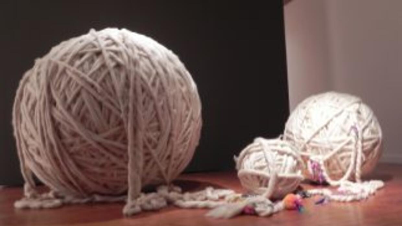 """La obra de Teresa Pereda""""Me adapto a la aspereza, a la distancia, pero n..."""