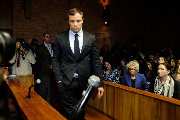 Otro gatillo alegre resultó ser Oscar Pistorius. Cuando ya era considera...