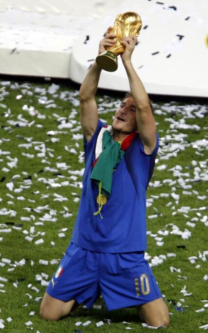 Buffon y los súper cracks que jamás ganaron la Champions League AP_06070...