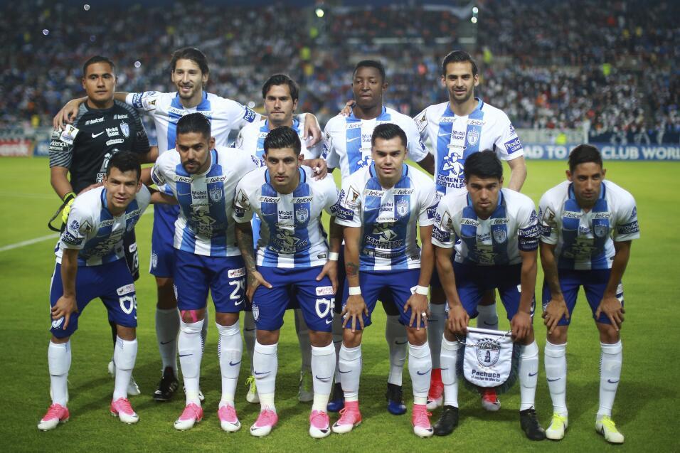 149. Pachuca (México - Concacaf) / 104,5 puntos