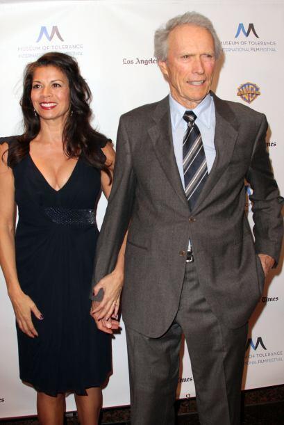 Clint Eastwood y Dina Ruiz concluyeron un matrimonio de 17 años....