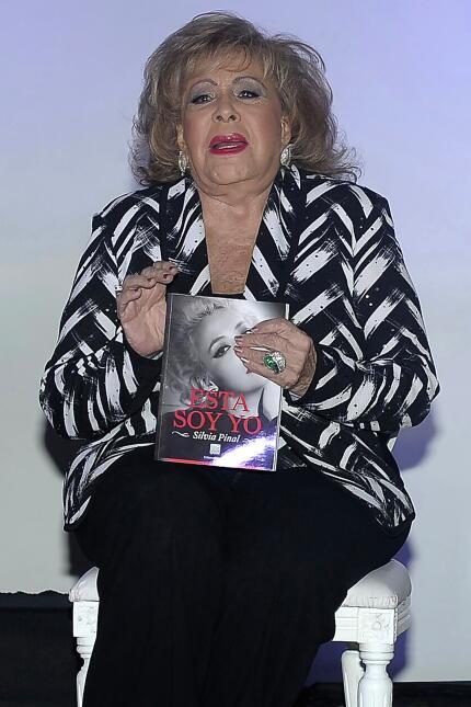 Silvia Pinal trayectoria