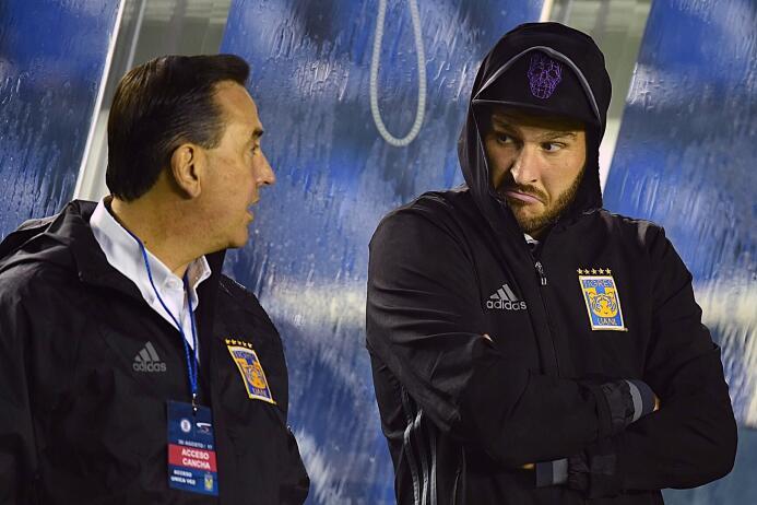 Momentos de cómo Cruz Azul clasificó tras 'cruzazulear' a Tigres en la C...