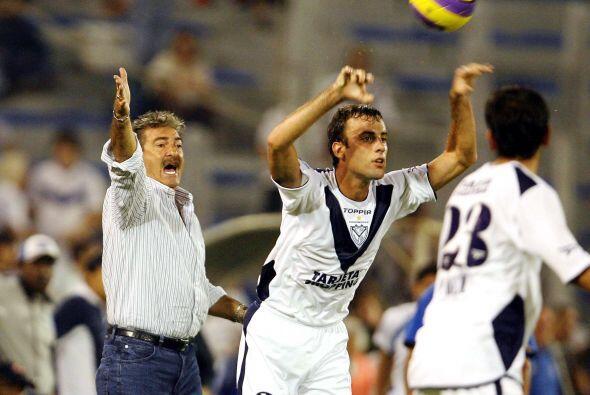 Después de su fracaso en la Boca, el DT se unió a las filas de Vélez Sar...
