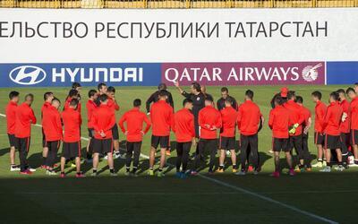 Con estos 11 jugaría Chile la semifinal de la Confederaciones ante Portugal