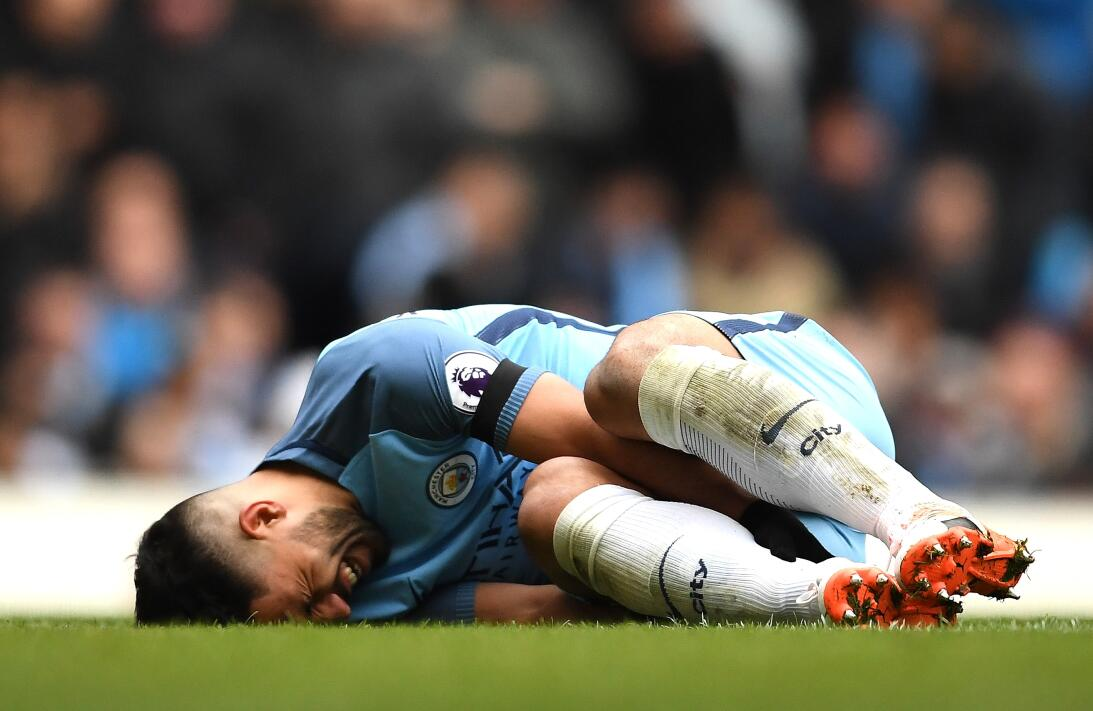 Bale y otros cracks de cristal que sufren constantes lesiones GettyImage...