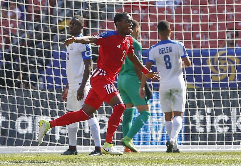 Estados Unidos es finalista de la Copa de Oro 2017 AP Michael Murillo (2...