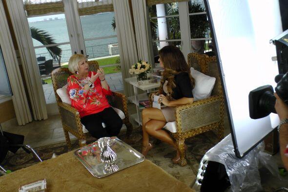 Esta entrevista significó un gran paso para Cristina y un gran ejemplo d...