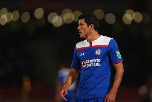 Con el paso de los años el defensor de Cruz Azul se ha disciplina...