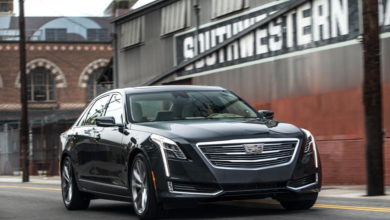 El Cadillac CT6 será probablemente el donante de la apariencia de la pró...