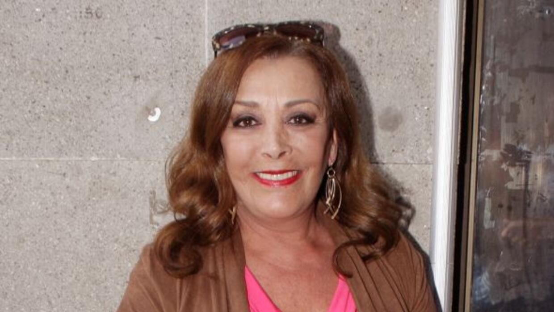 Sylvia Pasquel dará vida a su madre en una de las etapas de la historia.