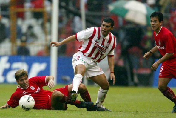 Los Diablos del Toluca tuvieron un tropiezo al perder 3-0 ante Necaxa lu...