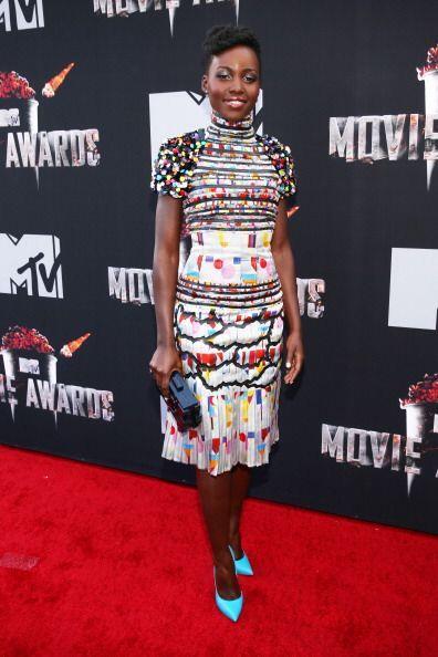 Lupita Nyong'o también se postuló entre las mejores del evento gracias a...