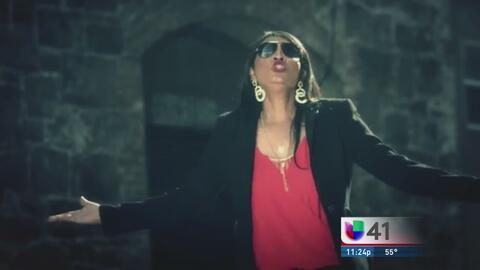 Mimi Herrera, la salsera que trasciende fronteras con su música