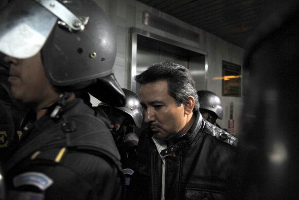 """Apenas fue capturado Juan Ortiz """"Chamalé"""" en la ciudad de Quetzaltenango..."""